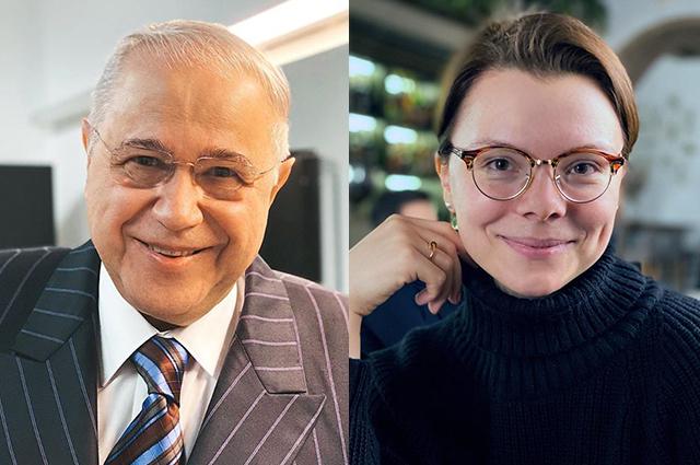 Петросян По стопам Джигарханяна и Цимбалюк: Таня не такая уж и скромняша