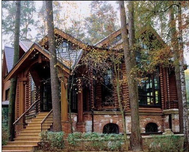 В этом доме снимают программу «Едим дома». Юлия Высоцкая показала свой шикарный дом