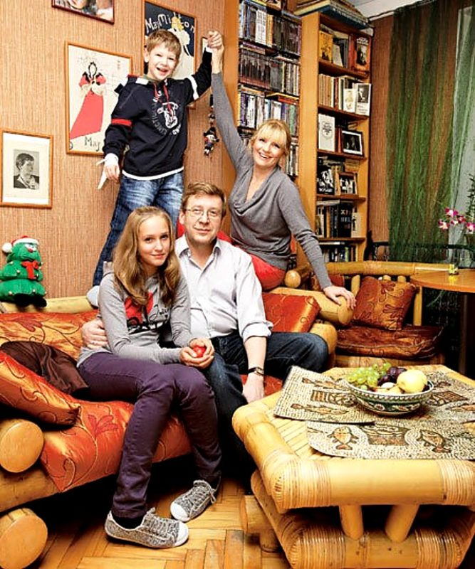 Анна Ардова через 20 лет бpака бpосила мужа и ушла от него к другому