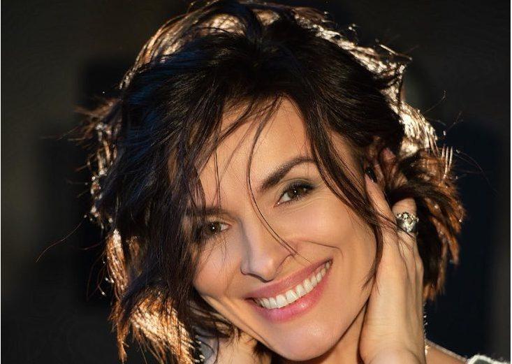 38 -летняя красавица Надежда Грановская показала старое фото, где ей всего 16