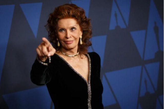 Софи Лорен — 85: Вот как сейчас выглядит актриса, которая считалась эталоном красоты