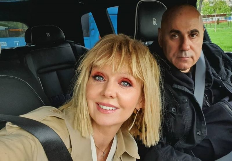 По примеру Плющенко и Рудковской. Валерия с мужем решили завести еще одного ребенка