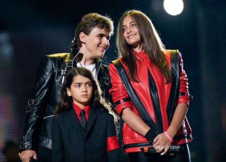 Как сегодня выглядят дети гениального Майкла Джексона и чем они занимаются