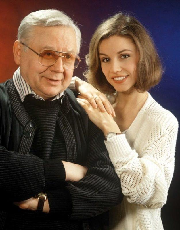 Вот почему с Мариной Зудиной не общается лучший друг Табакова Владимир Машков