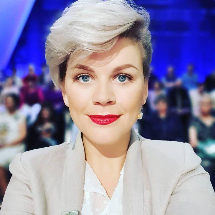 «Ей приписывали роман с Шепелевым»: кто она - Сабина Пантус, и почему она так себя ведет в эфире