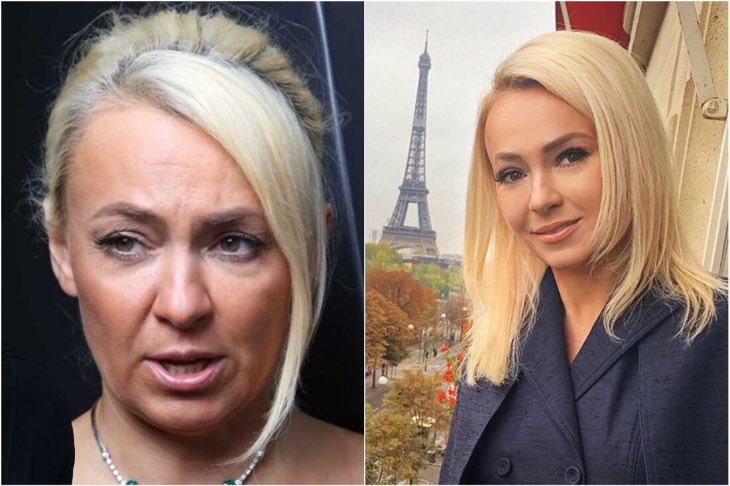 «Не успела настроить фильтpы перед прямой трансляцией!»: подписчики раскритиковали Рудковскую из-за ее видео