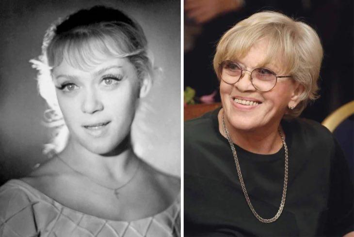 «С годами стала копией известной мамы!»: дочь Алисы Фрейндлих, а притягательная красота глаз и внучка унаследовала