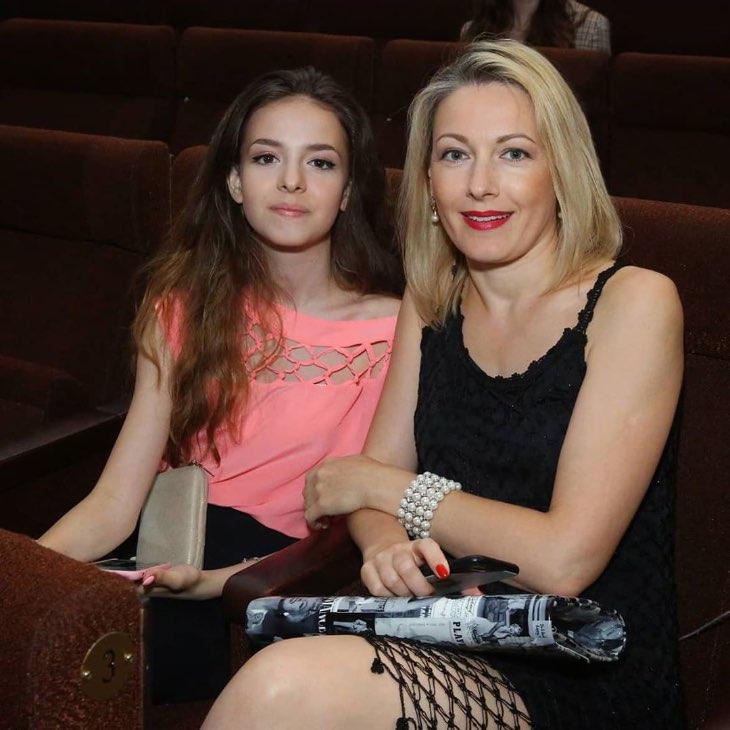 Вот как выглядит 14-летняя внебрачная дочь Красько от режиссера Файзиева