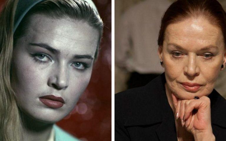 Людмила Чурсина отказалась работать в Голливуде: интересные факты из жизни актрисы