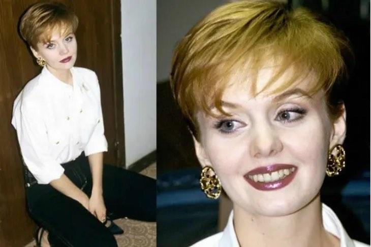 Вот как выглядела певица Валерия до популярности и славы: архивные фото