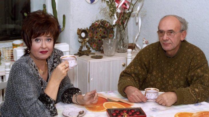 «Очень интересная в молодости была!»: симпатия с Задорновым, дочь и супруг Регины Дубовицкой