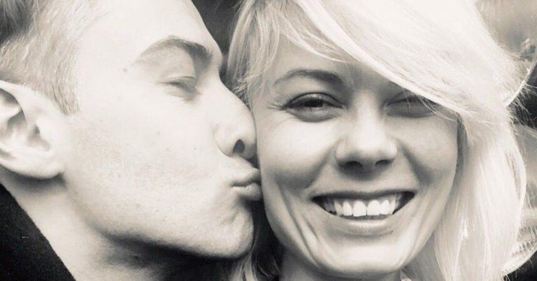 С Жанной у него таких снимков не было: избранница Шепелева поделилась трогательным фото с ним