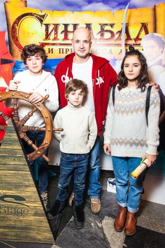 Супруга Егора Дружинина– сестра Цискаридзе, 3 детей и служебный роман в шоу «Танцы со звездами»
