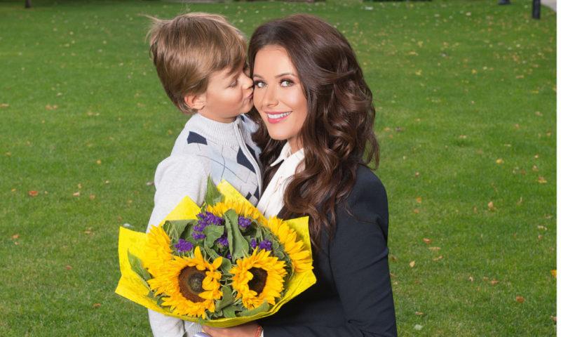 Вот как сейчас живет Оксана Федорова и ка выглядят ее повзрослевшие сын и дочь