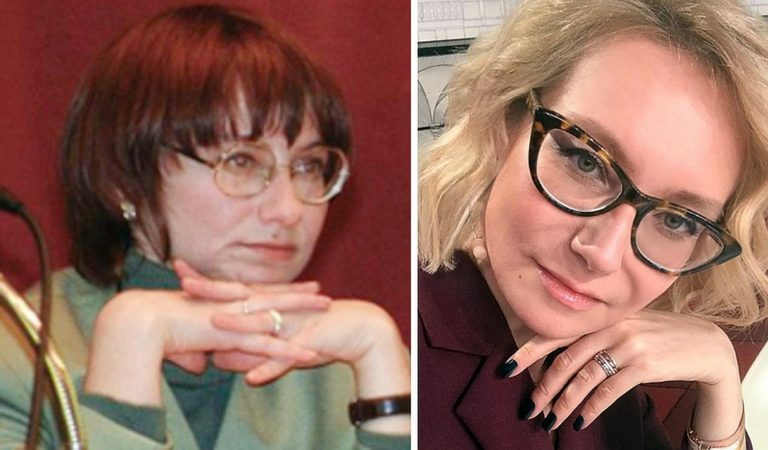 «Серая мышка»: поклонники обсудили фото Хромченко до пластики и «Модного приговора»