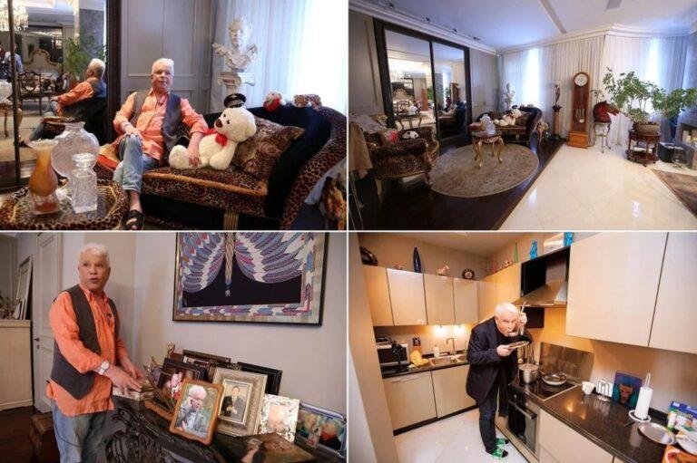 Закрылся в шикарной «однушке»: вот в каких условиях живёт одинокий Борис Моисеев