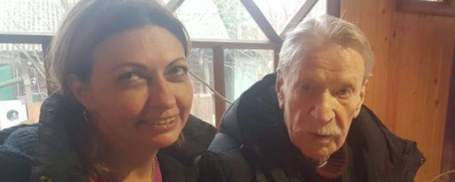 Нашёл новую молодую возлюбленную, которая моложе на 50 лет! 90-летний Краско снова женится