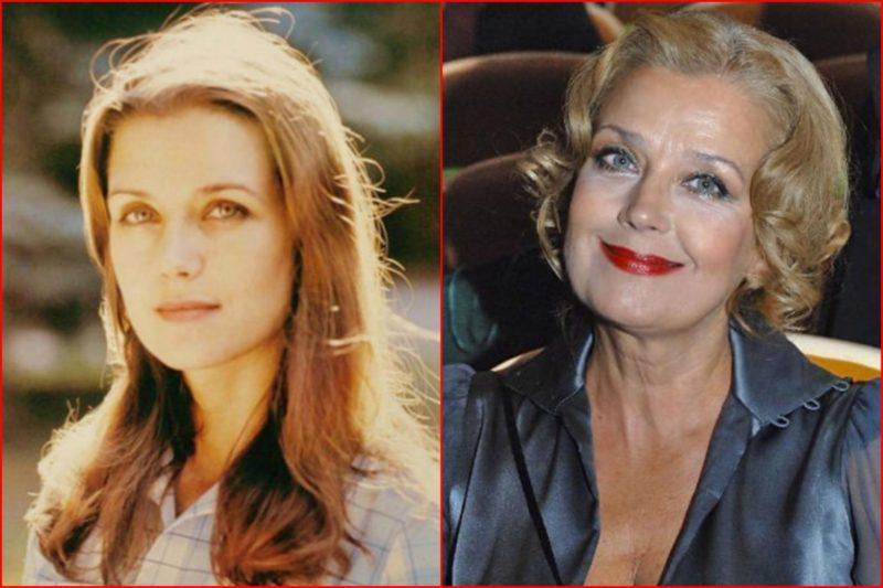 «Красивы бeз nлacтики..»: актрисы, которые выбрали натуральное старение и выглядят безупрчно